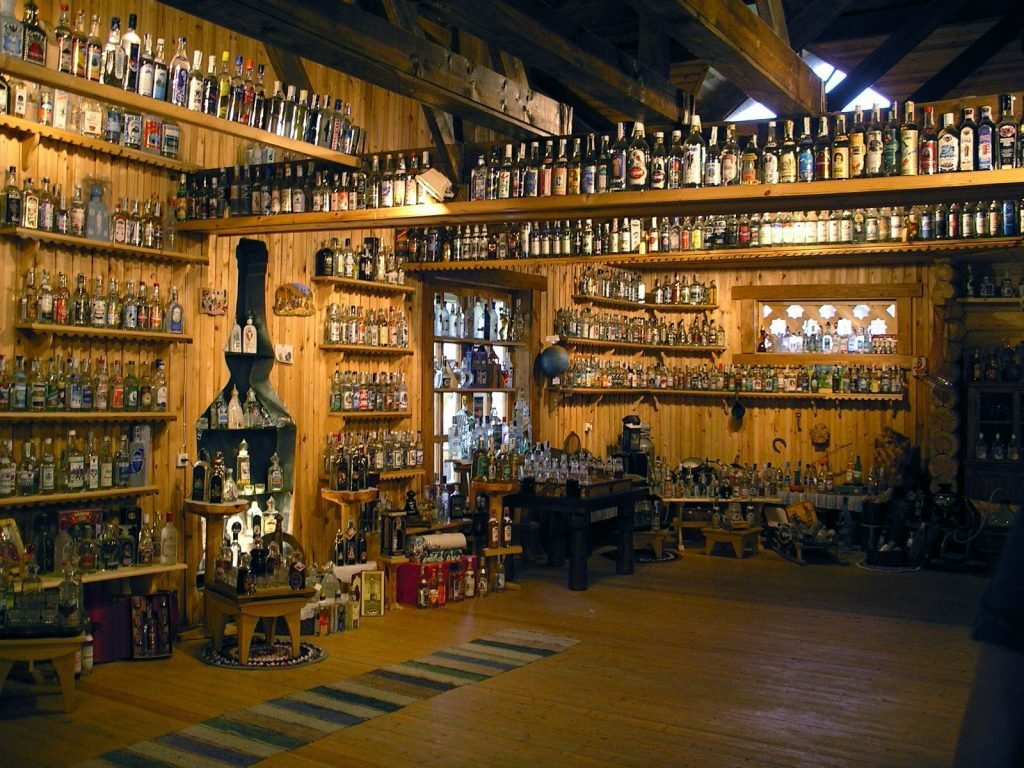 Múzeum vodky (commons.wikimedia.org)