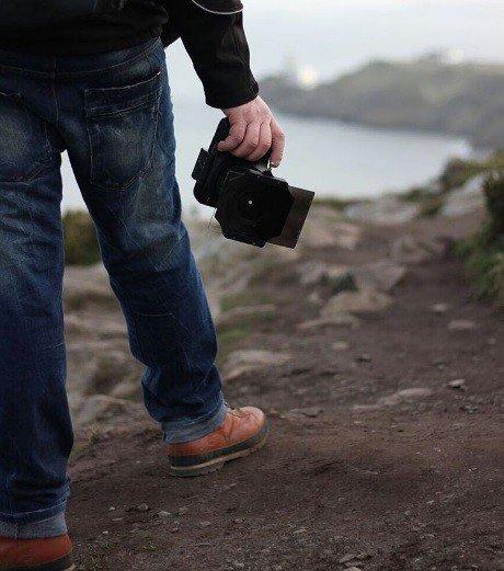 Slovák Peter odišiel do Írska: S foťákom to vie, svet ohuruje krásnymi zábermi