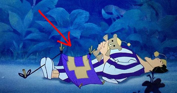 Poriadne perverzné rozprávky od Disneyho: Do filmov skrývajú nahé telá aj mužskú erekciu