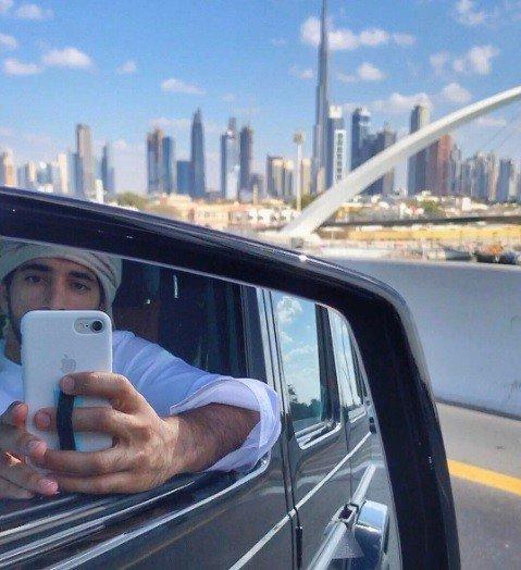 Dubajský korunný princ sa delí o svoj život: Bezkonkurenčné zábery vám vyrazia dych