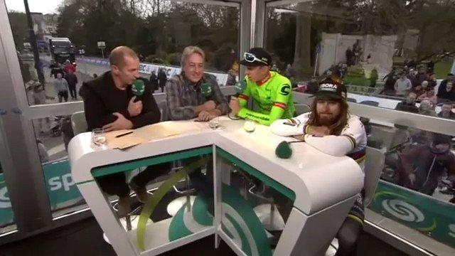 Aj pre tieto rozhovory milujeme Sagana: Pozrite si 6 najvtipnejších momentov cyklistického majstra sveta