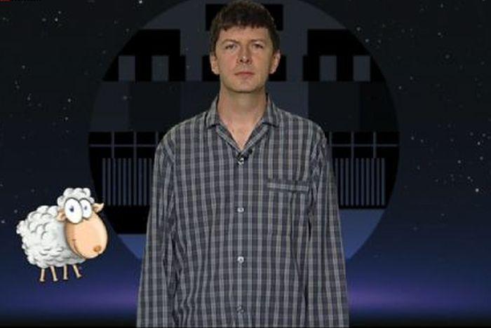 1. apríl v televízii aj tento rok: Pozrite si aké geniálne nápady už Bičan prepašoval do RTVS