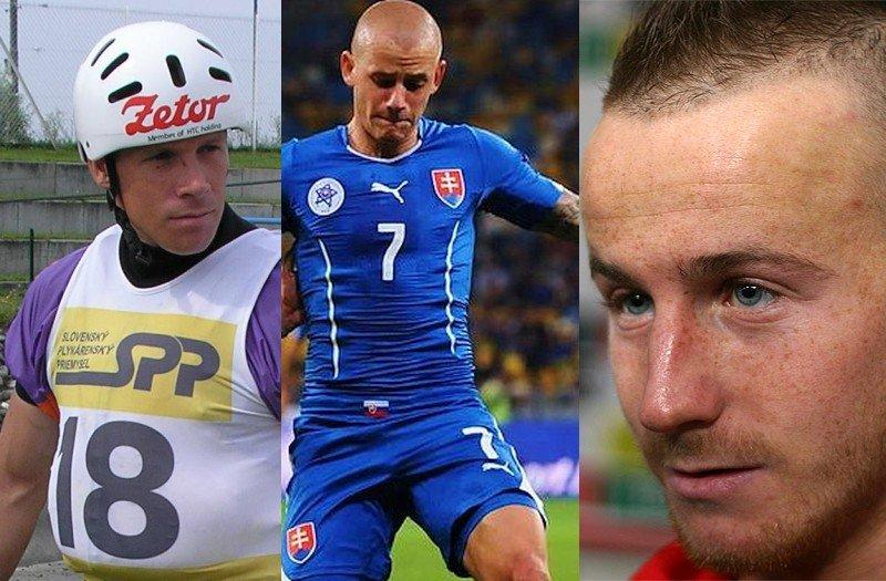 Weiss nie je jediný: Títo slovenskí športovci sa dostali do problémov so zákonom. Úradoval alkohol aj rýchla jazda