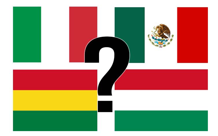 KVÍZ: Len pár ľudí uhádne ktorým krajinám patria tieto vlajky. Ste jedným z nich?