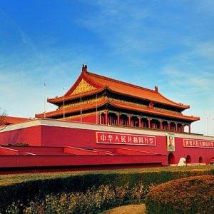 Peking v Číne