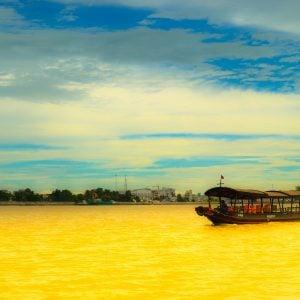 Žltá rieka (Chuang-che)