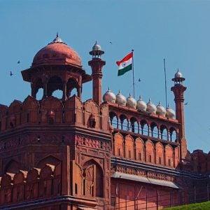 Dillí v Indii