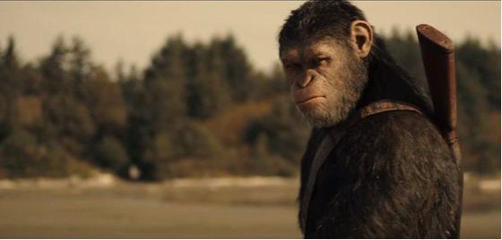 RECENZIA Vojna o planétu opíc: Famózne stvárnenie Caesara, vysoká úroveň trilógie!