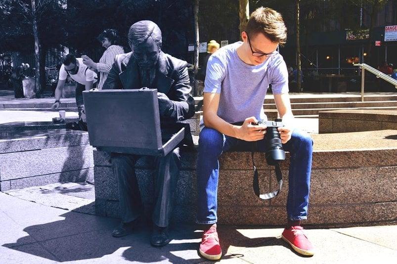 VIDEO Mladý Bystričan nakrútil krásnu poctu New Yorku: Daniel zachytil mesto v detailoch