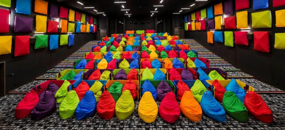 cadd07ea3 Najoriginálnejšie kino na Slovensku? Nájsť ho môžete v malom meste pri  Bratislave