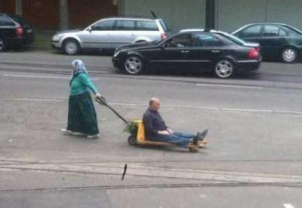 Niekde v Rusku