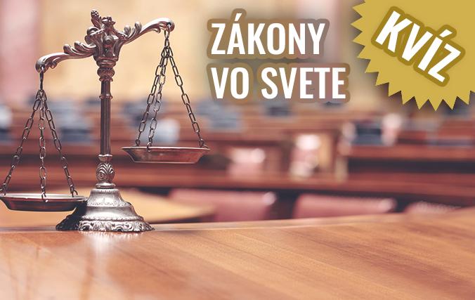KVÍZ Poznáte najabsurdnejšie zákony vo svete? Tie slovenské sú oproti nim úplne v pohode