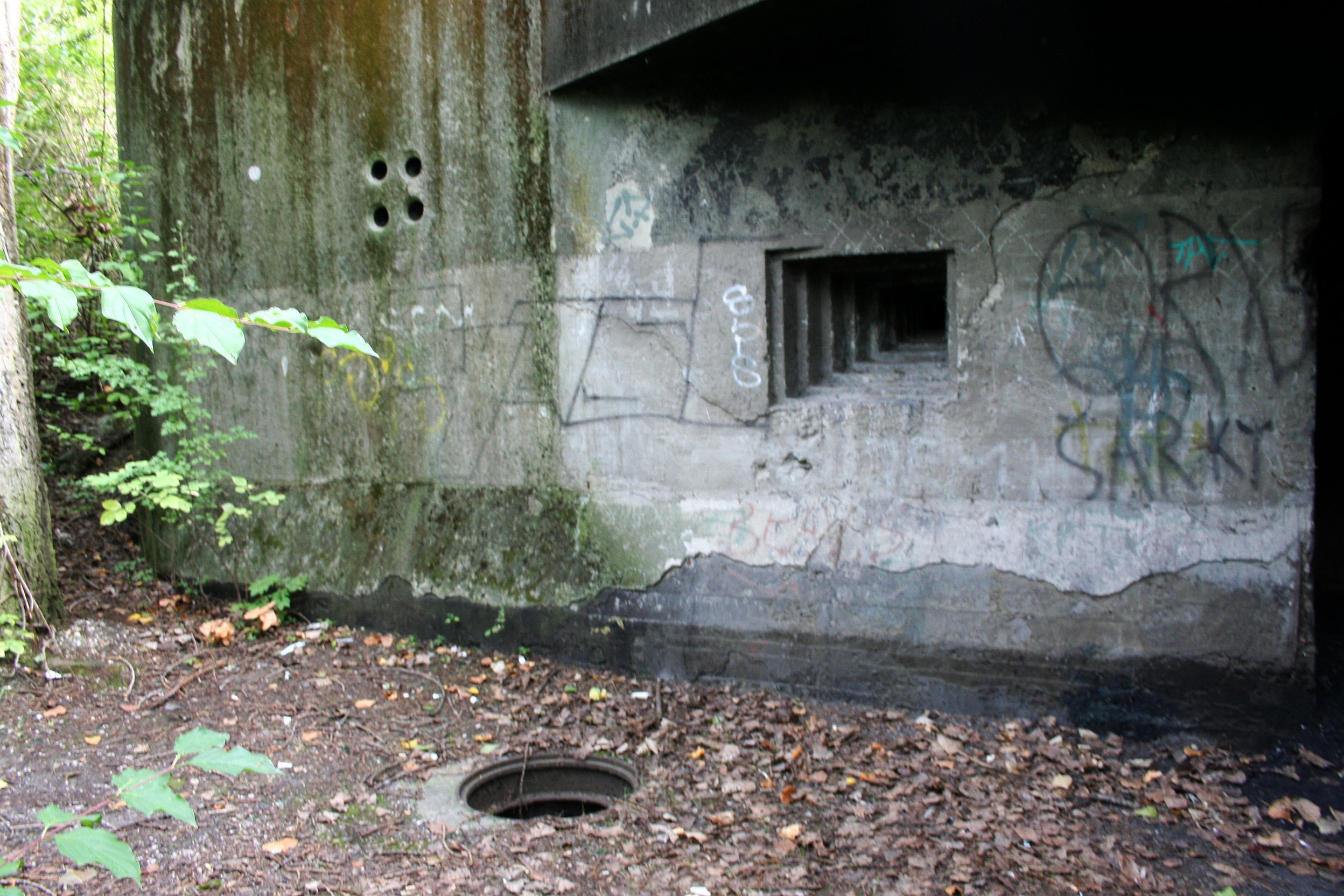 Bunker v Petržalke