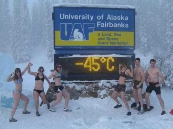 Život na Aljaške