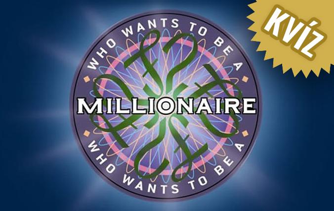 KVÍZ: Pamätáte si ešte na televízneho Milionára? Ťažko uveriť, že v ňom odzneli aj takéto otázky