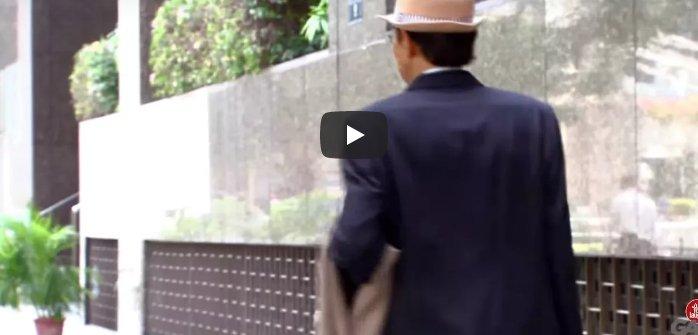 VIDEO zo skrytej kamery: Náhradný klobúk
