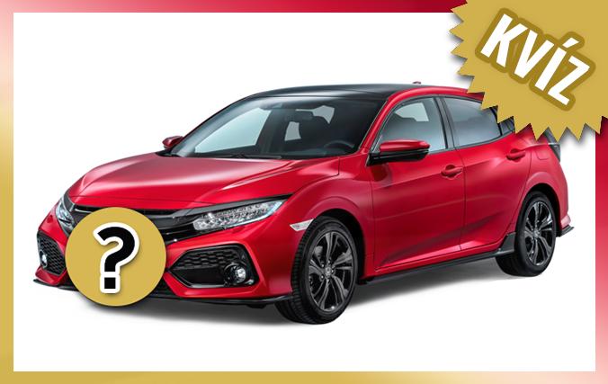 KVÍZ PRE MILOVNÍKOV ÁUT: Dokážete správne pomenovať značku auta na základe fotiek?
