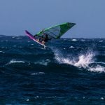 Windsurfing na severnom pobreží