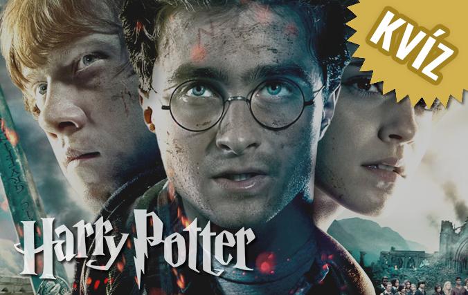 KVÍZ pre fanúšikov Harryho Pottera: Ako dobre ho poznáte?