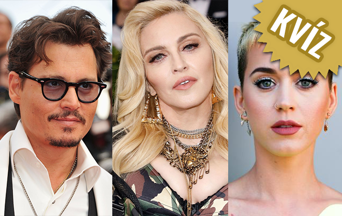 KVÍZ Nestarnúce hviezdy: Trúfnete si uhádnuť, koľko rokov majú tieto celebrity?