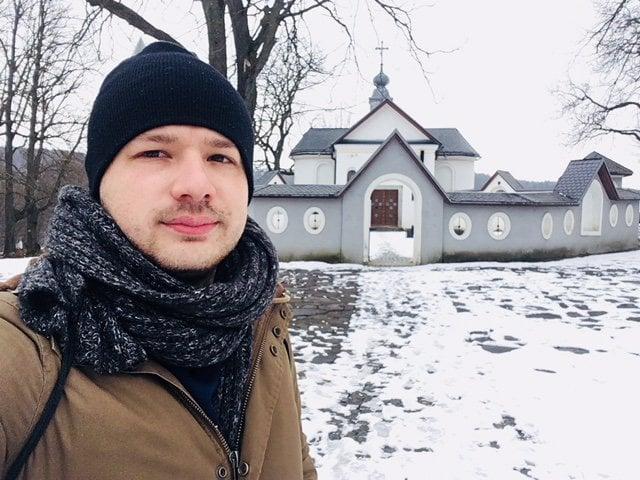 ROZHOVOR Rado je bloger a cestovateľ: Objavuje krásy Slovenska s vytetovaným Štúrom na ruke