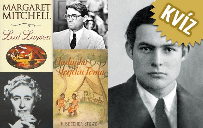 KVÍZ pre milovníkov kníh: Pamätáte si ešte na tie najznámejšie diela z klasickej literatúry?