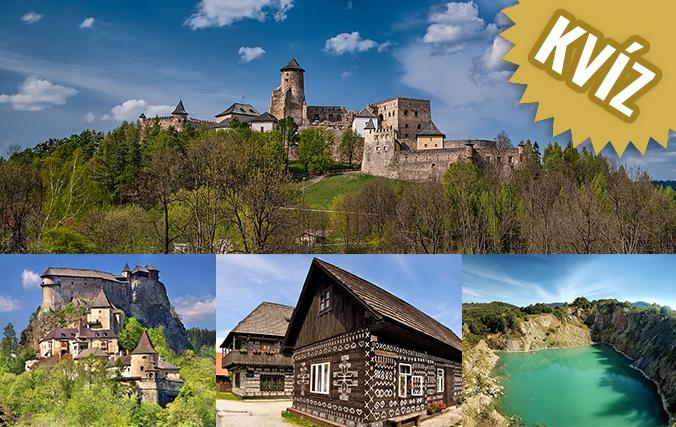 KVÍZ Ako dobre poznáte krásy Slovenska? Otestujte sa!