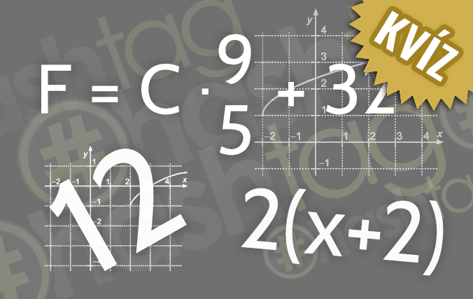 KVÍZ – MATURITA 2018: Nie každý by odmaturoval z matematiky. Ako ste na tom vy?