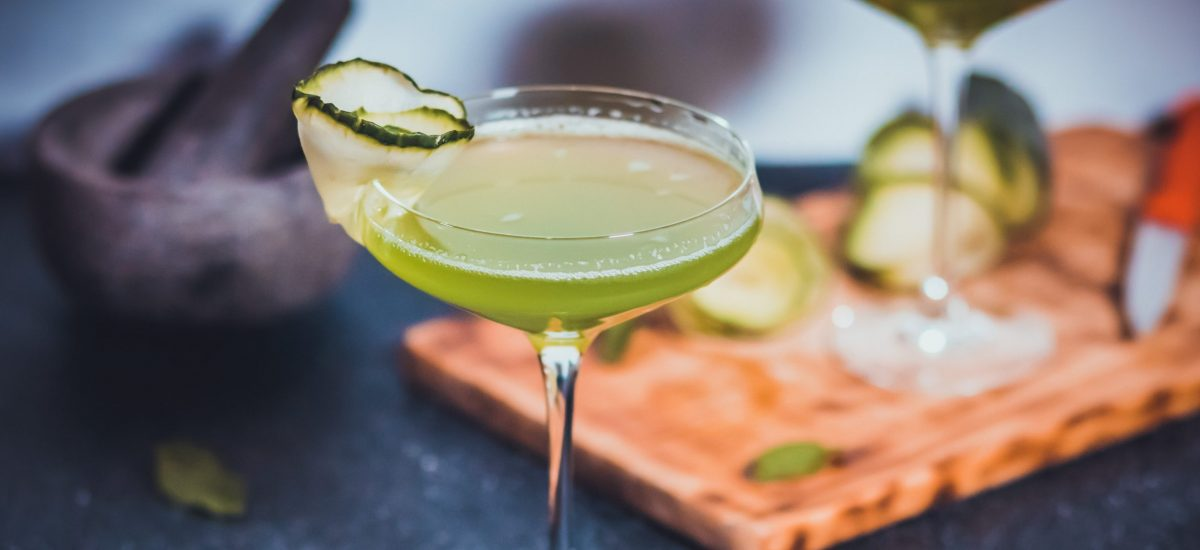 Uhorkové martini