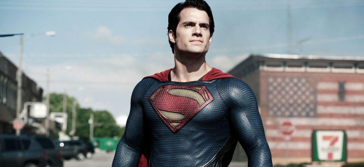 Superman vo filme Muž z ocele