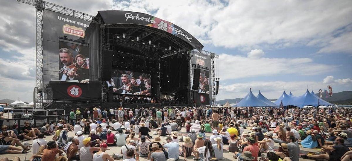 Stage na festivale Pohoda