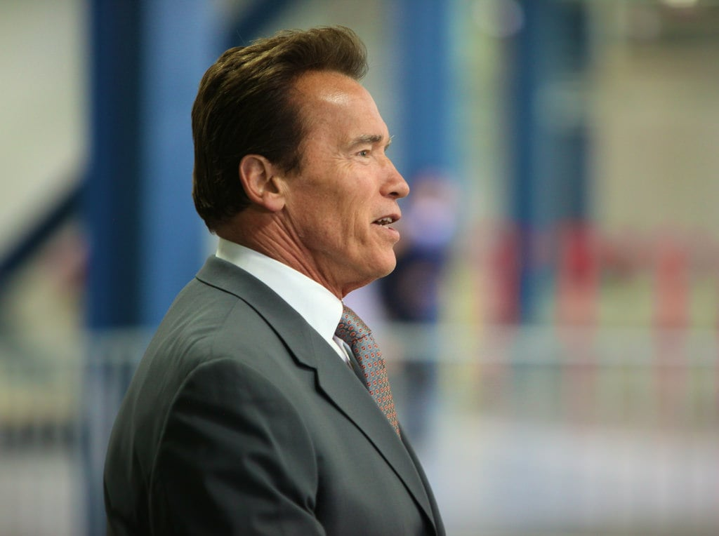 Arnold Schwarzenegger (foto: Flickr)