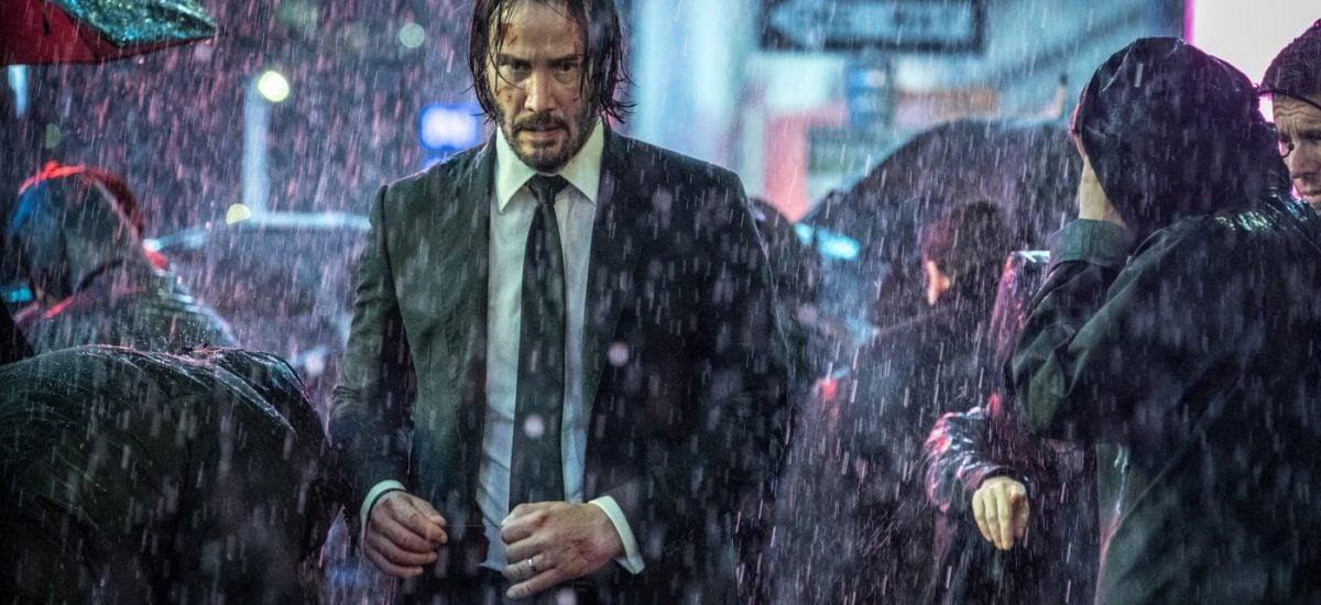Záber z filmu John Wick 3