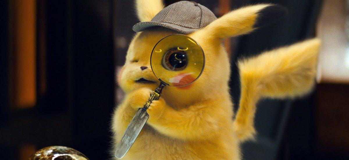 Záber z filmu Pokémon: Detektív Pikachu