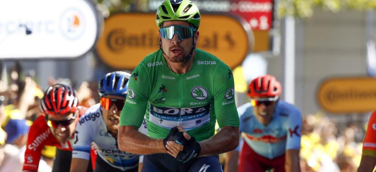 Peter Sagan, Tour de France
