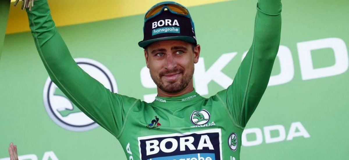 Peter Sagan patrí medzi najlepších cyklistov sveta.