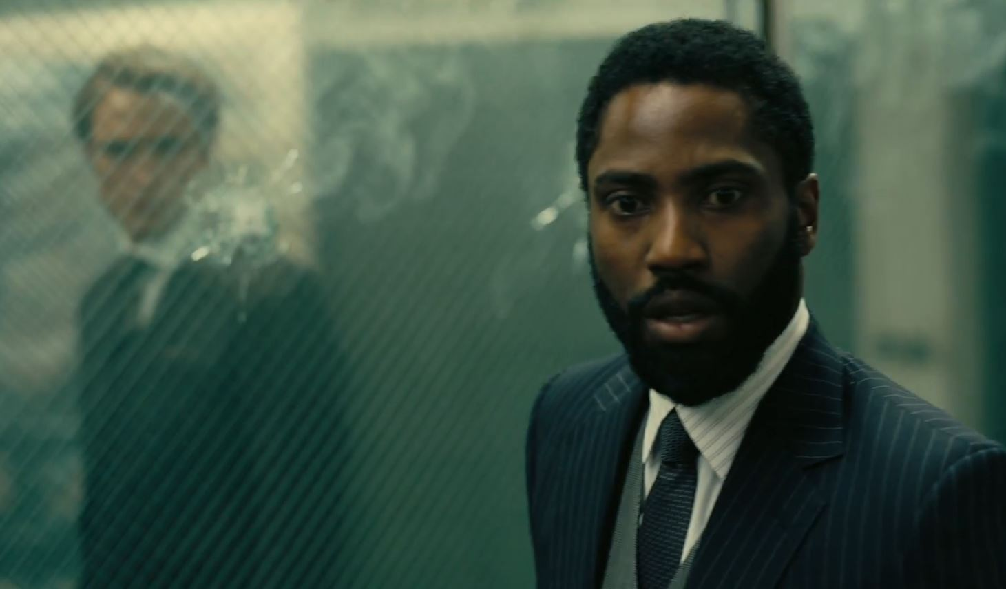 John David Washington vo filme Tenet