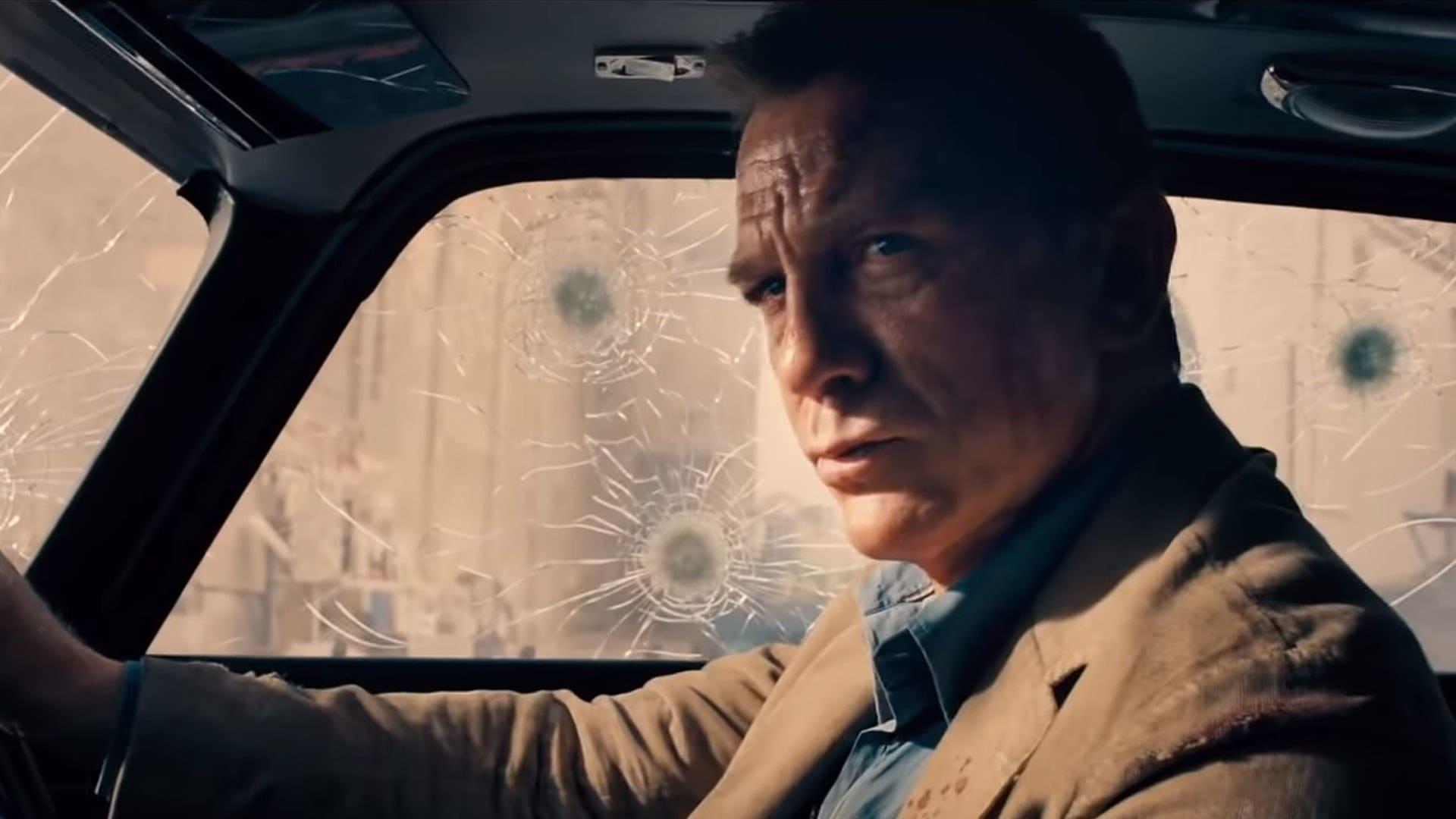 Záber z filmu No Time To Die