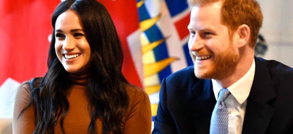 Princ Harry a jeho manželka Meghan