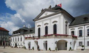 Prezidentský palác Slovenskej republiky