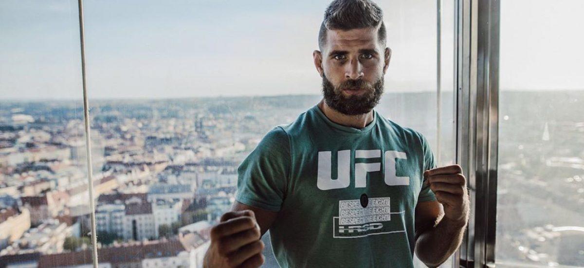 Jiří Procházka po svojom debute v UFC