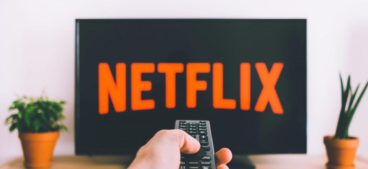 Sledovanie Netflixu