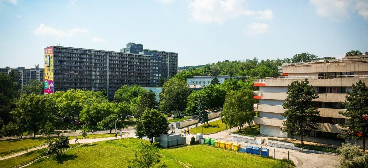Internát Univerzity Komenského, Mlyny