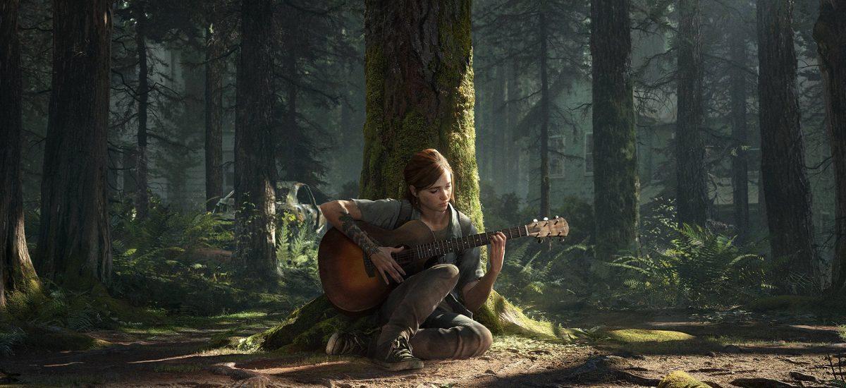 Záber z The Last of Us Part II