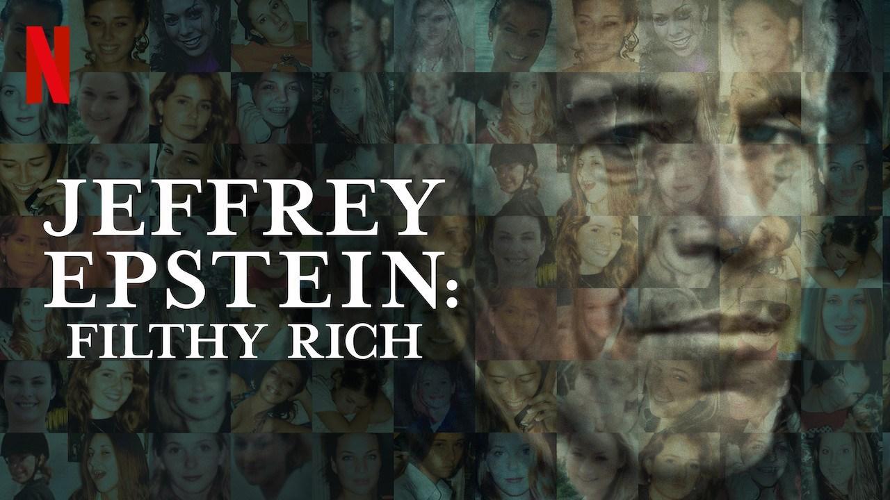 Záber z dokumentu Jeffrey Epstein: Filthy Rich