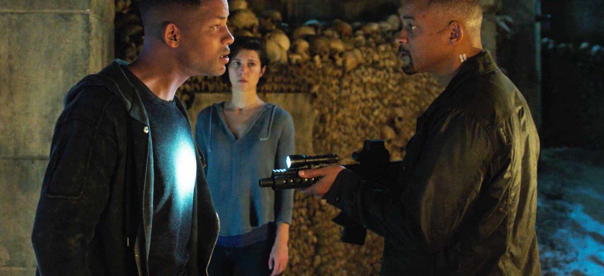 Will Smith vo filme Gemini Man