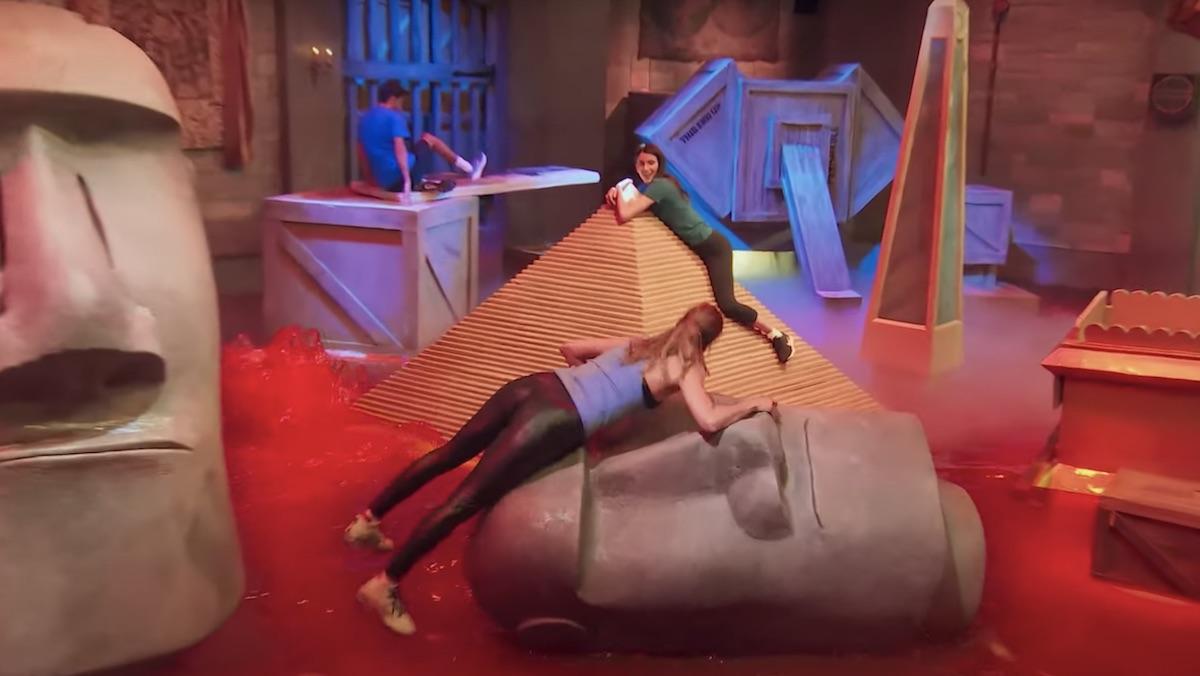 Reality show Floor is lava od Netflixu musíš vidieť