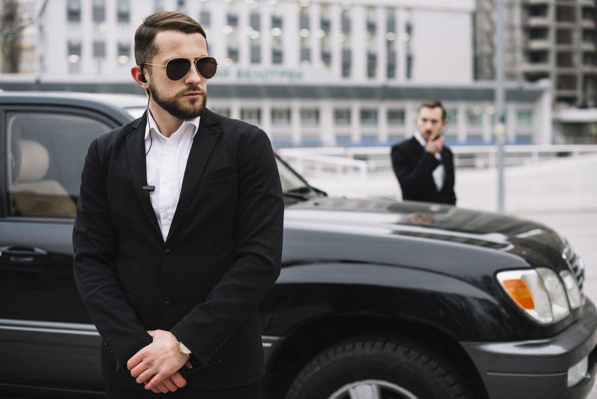 bodyguard pri aute