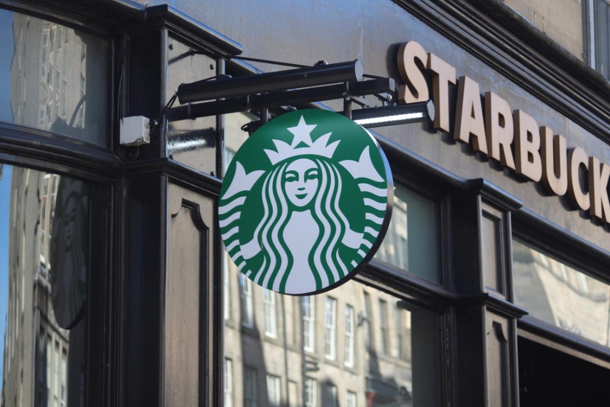 kaviareň Starbucks