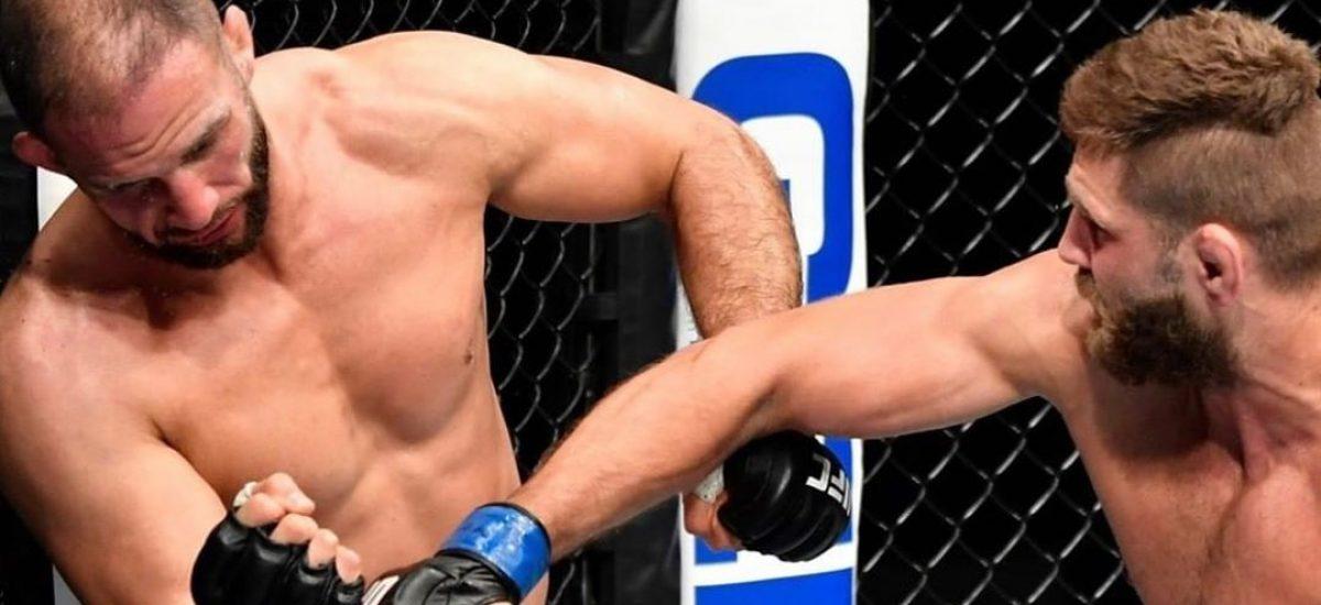 Turnaj UFC 251 a skvelé K.O. od Procházku
